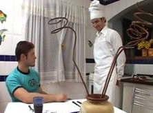 Redtube Gay Dotados na Cozinha