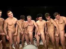 Círculo de Machos na Mão Amiga Gay